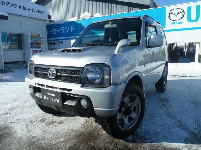 マツダ XC 4WD