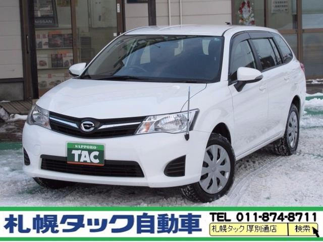 トヨタ 1.5X 4WD  ナビTV バックカメラ
