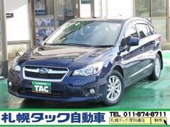 インプレッサスポーツ1.6i−L 4WD ナビTV ETC HID マニュアル車