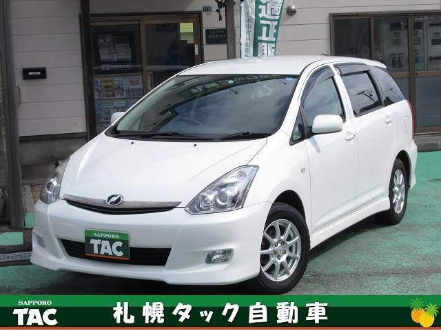 トヨタ X エアロスポーツパッケージLエディション 4WD ナビ