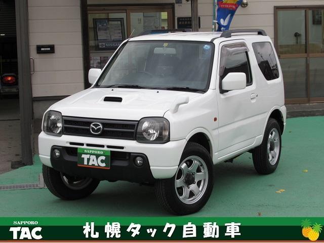 マツダ XC 4WD ナビTV ミラーヒーター フォグランプ 社外アルミ