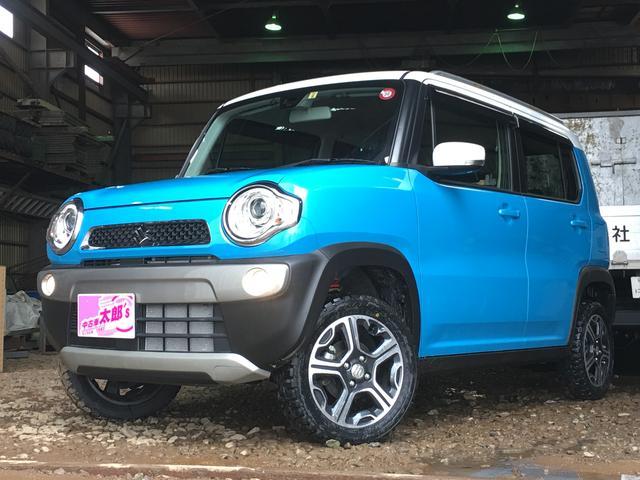 スズキ Xターボx1インチリフトUPx15マットタイヤx4WD