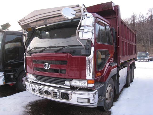 UDトラックス 8.2T深ダンプ400PS
