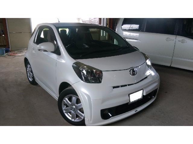 トヨタ 100G レザーパッケージ・純正エアロ・TVナビ