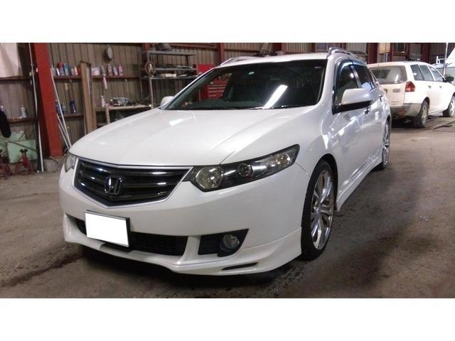 ホンダ 24TLスポーツスタイル本州車1年距離無制限保証付 ナビTV