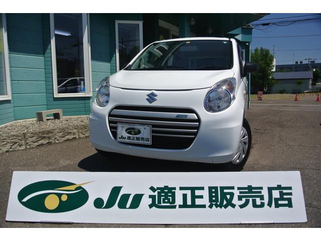 スズキ アルトエコ ECO-L 4WD エコアイドル Tチェーン シートヒーター