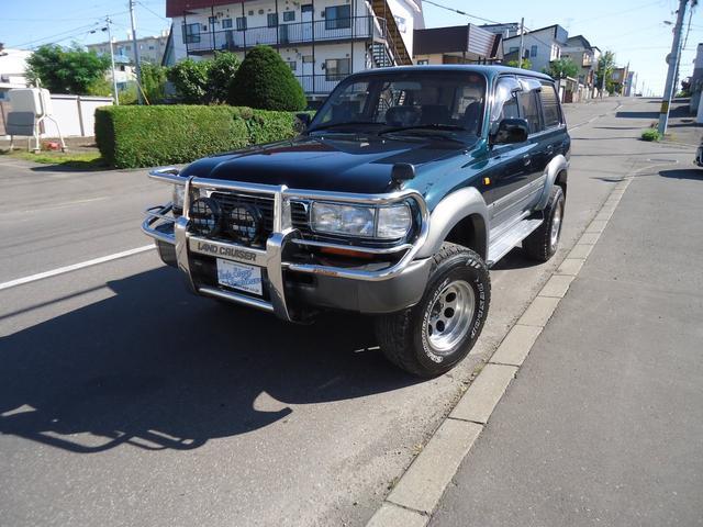 トヨタ VXリミテッド ディーゼルターボ リフトアップ 16AW