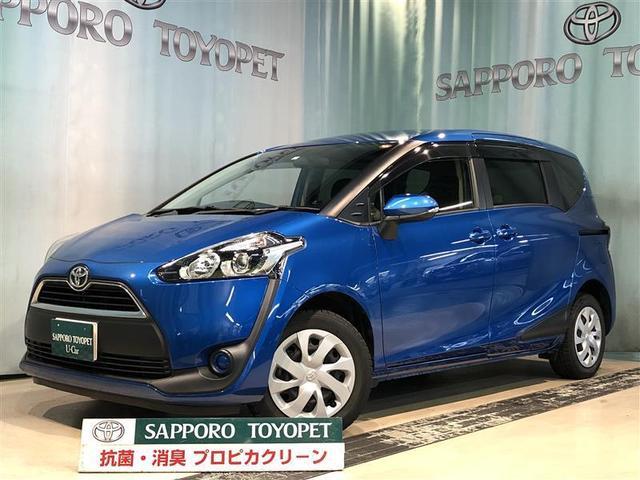 「トヨタ」「シエンタ」「ミニバン・ワンボックス」「北海道」の中古車