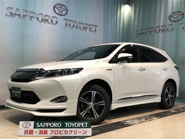 TOYOTA HARRIER HYBRID