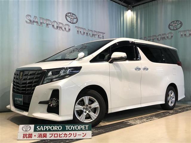 トヨタ アルファード S Aタイプブラック