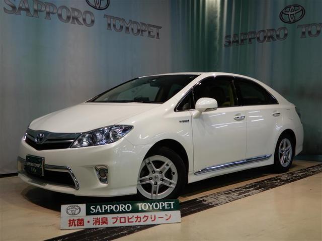 「トヨタ」「SAI」「セダン」「北海道」の中古車