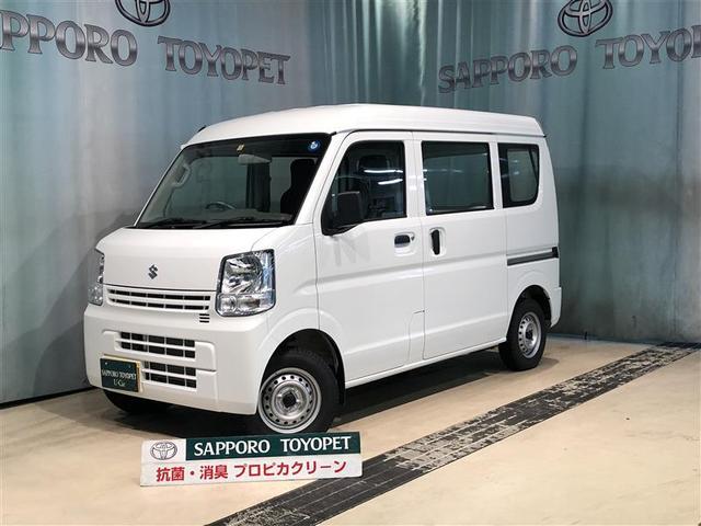「スズキ」「エブリイ」「コンパクトカー」「北海道」の中古車