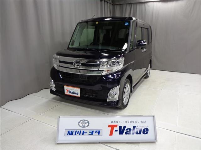 ダイハツ カスタムX スマートセレクションSA 4WD