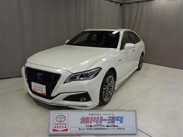 トヨタ G-エグゼクティブ Four