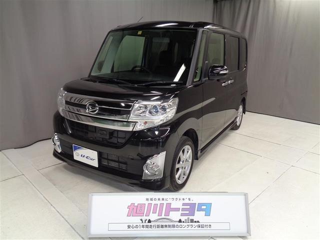 ダイハツ カスタムX SA 4WD