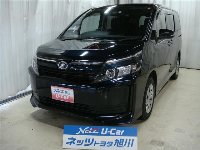 トヨタ X 4WD・ワンオーナー・TSS・ETC