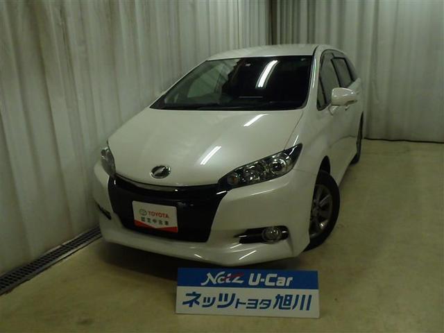 トヨタ ウィッシュ 1.8Sモノトーン 4WD