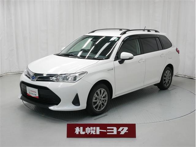 カローラフィールダー(トヨタ) ハイブリッド EX 中古車画像
