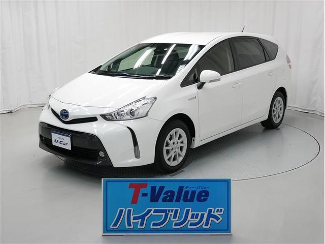 トヨタ S 元レンタ セーフティーセンス装備 メモリーナビ付