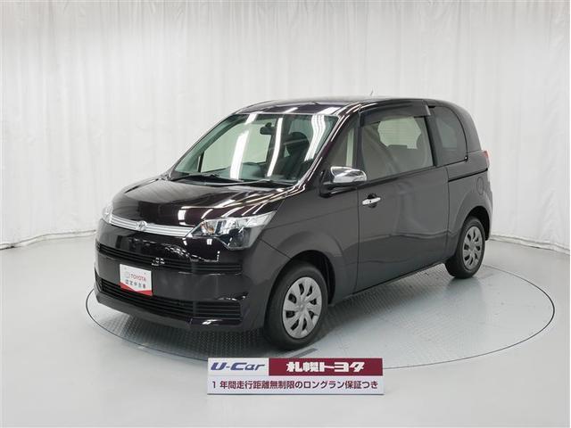 トヨタ スペイド F 4WD CD ディスチャージヘットランプ付