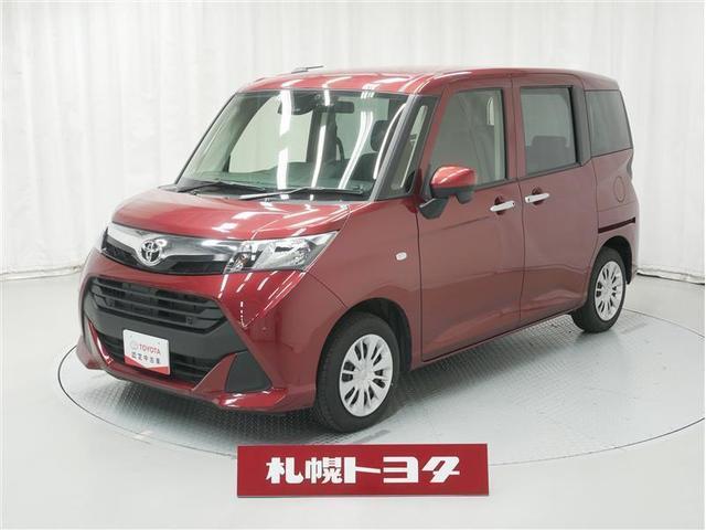 トヨタ タンク X S 4WD メモリーナビ バックカメラ ドライブモニター スマートアシスト