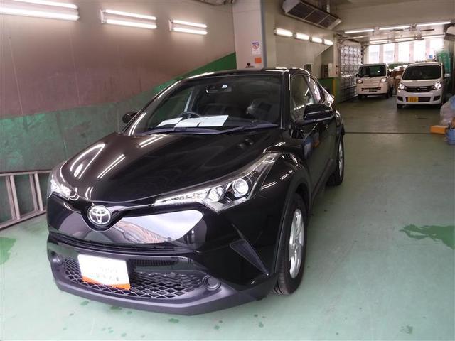 トヨタ C-HR S-T/4WD