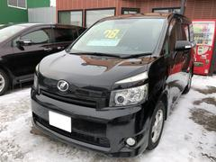 ヴォクシーX Lエディション 4WD ナビ 左Pスライド Rヒーター