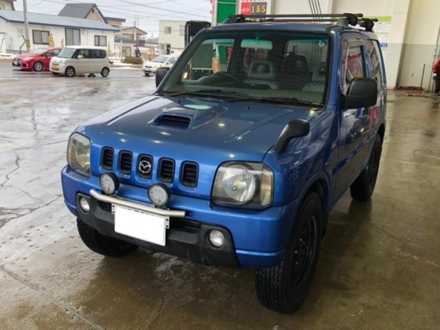 マツダ XL 4WD ターボ オートマ