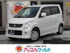 ワゴンRFXリミテッド 純正エアロ プッシュスタート 4WD