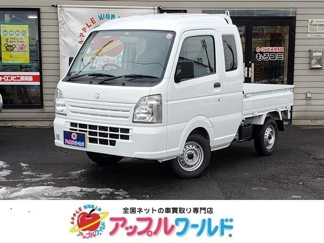 スズキ L 4WD 5速マニュアル車 衝突防止