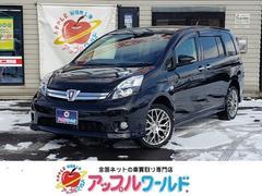アイシスプラタナ Vセレクション 4WD 純正ナビTV Bカメラ