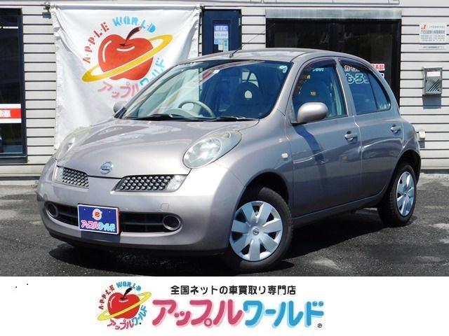 日産 マーチ 14S FOUR 4WD 検R4年3月