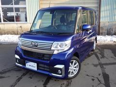 タントカスタムX SAII 4WD エコアイドル 左パワースライド