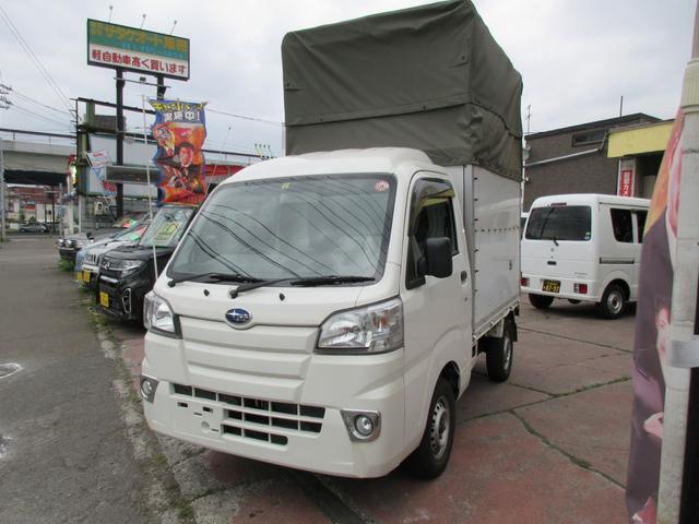 スバル TB 4WD ハイゼットOEM車