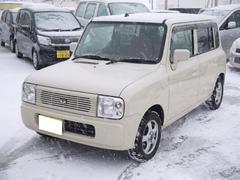 アルトラパンX2 4WD ホワイトルーフ キーレス HDDナビ