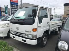 ダイナトラックSシングルジャストロー 4WD トラック 3人乗り 保証付