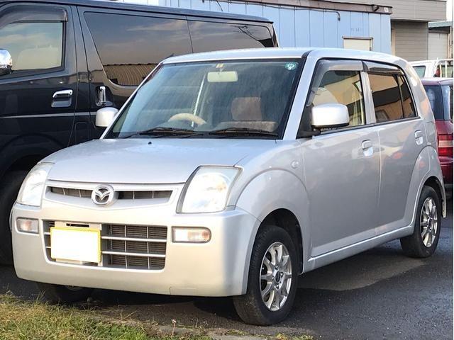 マツダ 4WD 軽自動車 エアバッグ