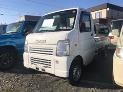 キャリイトラック4WD AC MT 軽トラック ホワイト PS