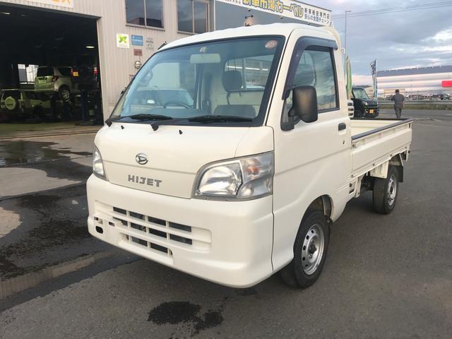 ダイハツ エアコン・パワステ スペシャル 4WD AC MT