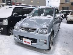 テリオスキッドカスタム メモリアルエディション 4WD ナビ 軽自動車