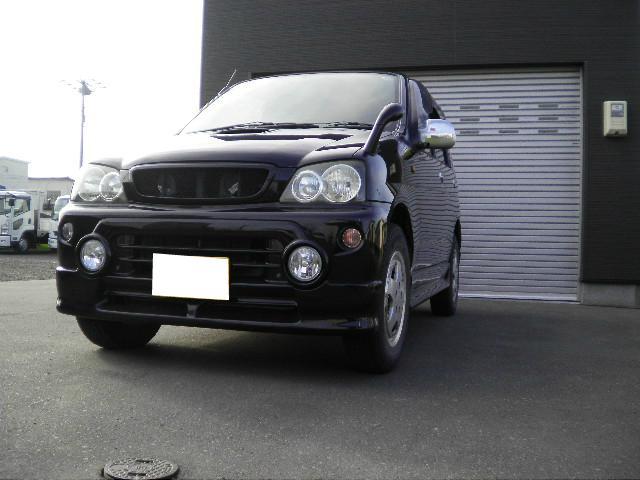 ダイハツ キスマークX 4WD