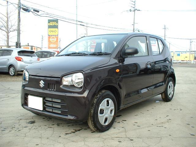 スズキ L4WD届出済未使用車 付属品付 横滑防止装置 メーカー保証