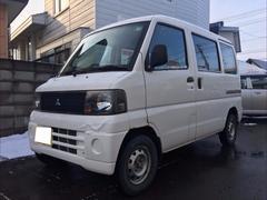 ミニキャブバンCD 4WD マニュアル5速