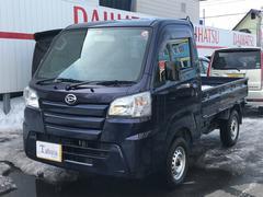 ハイゼットトラックスタンダード 4WD エアコン エアバック ダークパープル