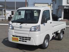 ハイゼットトラックスタンダード 4WD 3方開 届出済未使用車