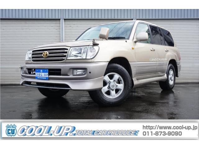 トヨタ VX 4WD 純エアロ・純HDDナビ・寒冷地仕様・5人乗り