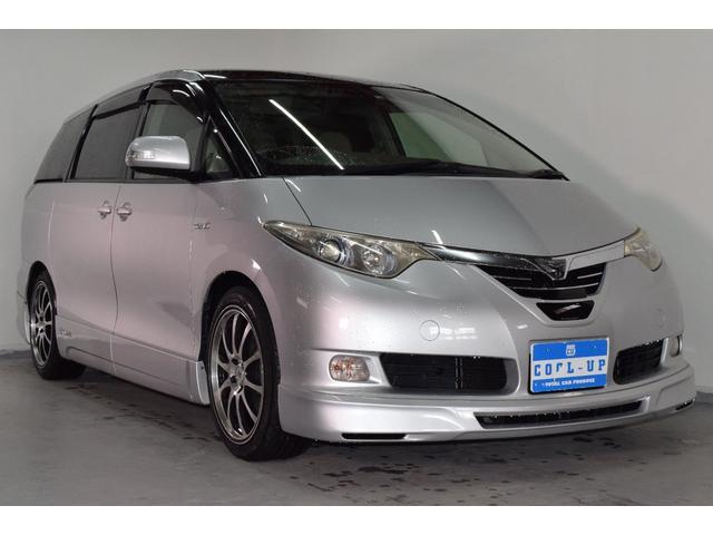 トヨタ G 4WD ケンスタイルエアロ・サンルーフ・ツインモニター