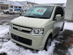 eKワゴンMS 4WD 左パワースライド エンスタ