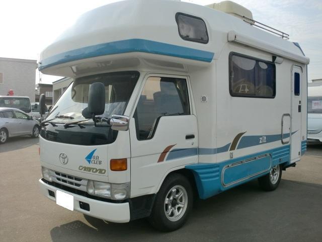 トヨタ カムロード キャンピング ジル