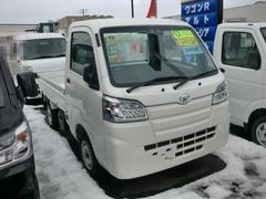 ハイゼットトラックスタンダードSAIIIt 届出済未使用車 4WD 5MT